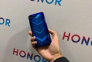 Malaysia antara pasaran pertama HONOR View 20, dijual pada harga RM1,999