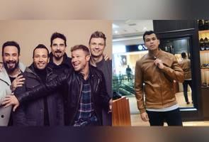 'Mai Malaysia kita pi mengopi' - Fakhrul UNIC usik anggota Backstreet Boys