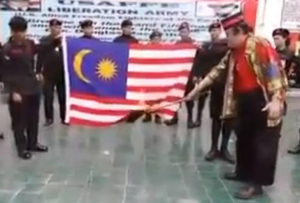 Bakar Jalur Gemilang: Malaysia kutuk tindakan Elly Pamatong, desak Filipina bertindak