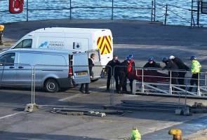 Mayat dari bangkai pesawat dikenalpasti sebagai Emiliano Sala
