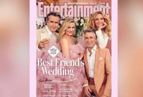 Bintang filem My Best Friend's Wedding berkongsi nostalgia dua dekad
