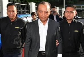 Bekas wakil rakyat Kota Tinggi mengaku tidak bersalah terima rasuah