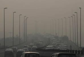 Insentif RM50 bilion atasi pencemaran
