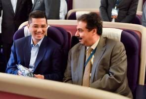 Malaysia Airlines lancar perkhidmatan sewa khas haji dan umrah