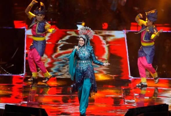 Jelajah Siti Nurhaliza on Tour bermula di Jakarta