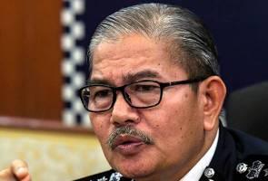 Dua inspektor polis, lima anggota ditahan berkaitan kes samun