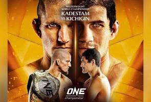 MMA: Zebaztian Kadestam to defend ONE welterweight title against Georgiy Kichigin