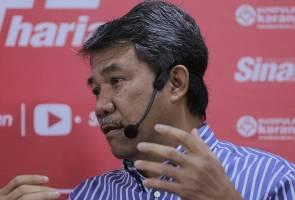 'Jangan panggil Najib mantan, tapi bekas ...' - Mohamad Hasan
