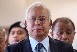 Kronologi kes SRC Najib