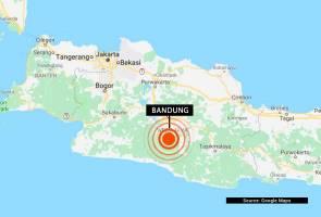 Bandung dilanda gempa, pelajar Malaysia dilapor selamat