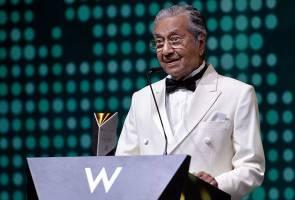 'Harap perlumbaan F1 akan kembali ke Malaysia' - Tun Mahathir