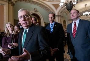 Trump akan tandatangani rang undang-undang dwipihak, elak tutup kerajaan