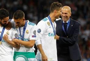 Bekas presiden Real Madrid akhirnya dedah punca pemergian Ronaldo dan Zidane