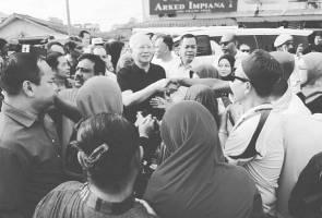 'Adakah ayah akan terus berjuang?' Ini luahan anak Najib Razak di Instagram
