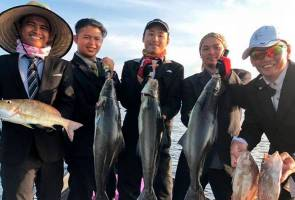 Enam pemancing hilang ditemui selamat