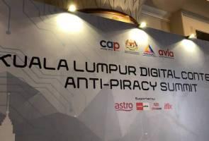 Seorang daripada empat rakyat Malaysia ada akses kandungan cetak rompak digital