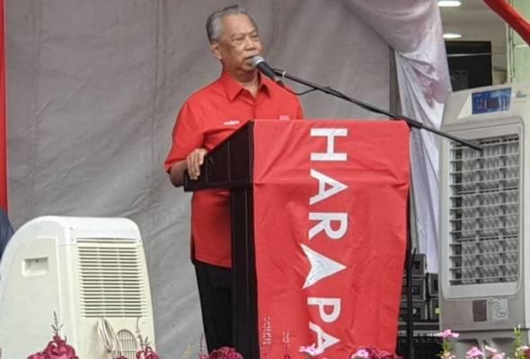 Muhammad Aiman calon PH PRK Semenyih
