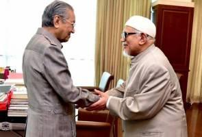 Pertemuan dengan Tun Mahathir bincang royalti, Majlis Tindakan Ekonomi - Abdul Hadi