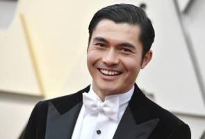 'James Bond Iban' di karpet merah Oscar