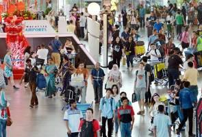 Aliran penumpang MAHB meningkat 5.1 peratus pada Februari 2