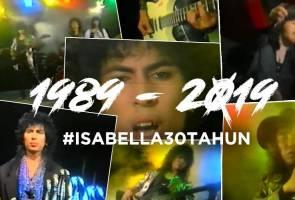 #Isabella30tahun: Inspirasi tiga dekad