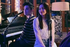 Peminat teruja Daiyan Trisha, Sam Tsui rakam lagu duet