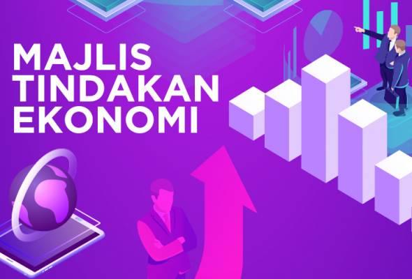 Majlis yang dipengerusikan Perdana Menteri Tun Dr Mahathir Mohamad itu adalah untuk merancakkan dan merangsang pertumbuhan ekonomi.