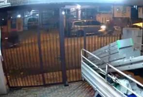 Polis buru geng Yamaha 125z terlibat samun bersenjata di Ampang