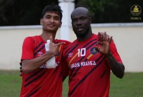 Nwakaeme pemain pertama Liga Malaysia 2019 terima surat tunjuk sebab