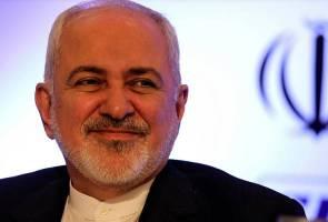Menteri Luar Iran Mohammad Javad Zarif letak jawatan