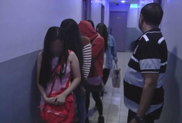 Pusat pelacuran tawar khidmat seks RM230 sejam