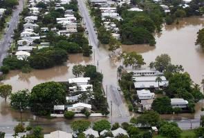 Banjir Townsville: Dua mayat ditemui