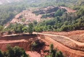 MB Perak kecewa penerokaan tanah di Bukit Kledang