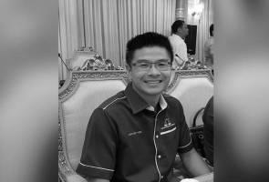 Anak Menteri Kewangan II Sarawak meninggal dunia