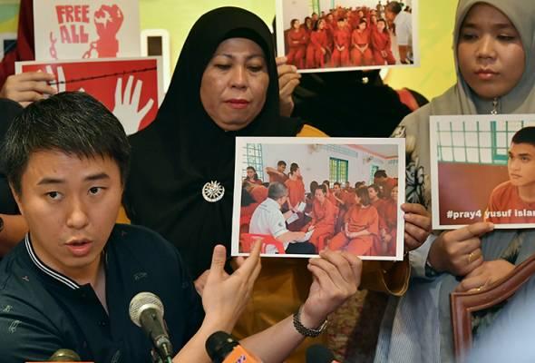 Wakil Malaysia berangkat untuk temui 47 yang ditahan di Kemboja