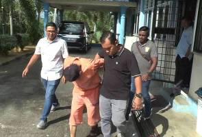 Imam didakwa mencuri, miliki senjata api dan peluru tanpa kebenaran