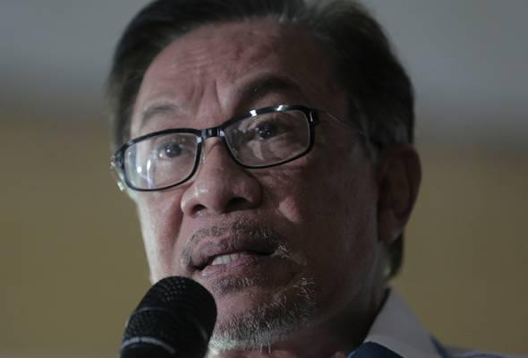 Anwar Ibrahim isytihar harta RM10.7 juta kepada SPRM