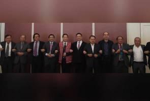 14 anggota PRS sertai Parti Sarawak Bersatu