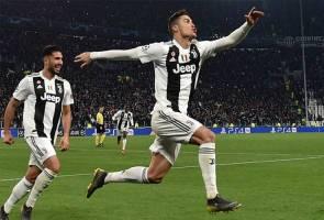 Ronaldo tiru gaya saya ketika meraikan gol dengan niat yang sama - Simeone