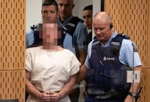 Tragedi solat Jumaat Christchurch: Suspek utama didakwa membunuh