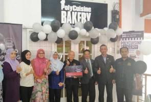 Inspirasi Polycuisine Bakery pupuk semangat keusahawanan
