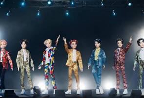 Army, bersedia... koleksi patung BTS sah muncul September ini