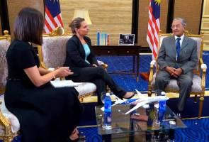 'Kami memang berhasrat untuk teruskan pencarian MH370' - Tun M