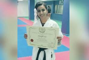 Dari gelanggang ke depan kamera: Juara karate, Yaamini Gopalasamy, belum berpuas hati 2