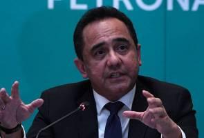 51552046559 WanZulkifleeWanAr - Petronas rekod pendapatan RM251 bilion