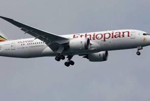 Jenis pesawat nahas Ethiopian Airlines sama dengan pesawat Lion Air yang terhempas
