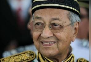 Belum sampai masa dedah laporan CEP - Tun Mahathir