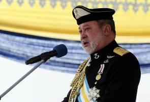 Sultan Johor mahu pihak berkuasa tingkatkan rondaan di laut