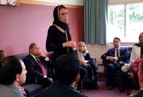 New Zealand bersatu dalam meratapi kesedihan - PM Ardern