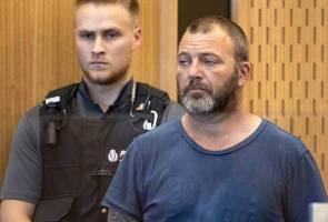 Lelaki edar rakaman tragedi solat Jumaat Christchurch didakwa